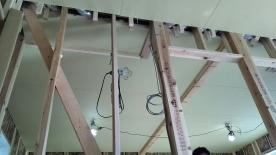 内部ボード(天井)