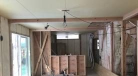 内部ボード 天井