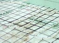 ヒートポンプ温水基礎蓄熱暖房 配管工事