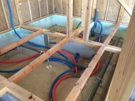給排水配管工事