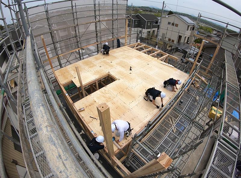建て方(2)